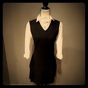 Vince- Fit & Flare Dress